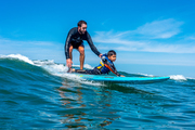 A WALK ON WATER: SURF THERAPY