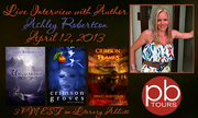 Interview Chat with Author Ashley Robertson