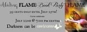 Abiding Flame Facebook Party