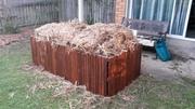 New Raised Garden bed