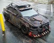 Apocalyptic car