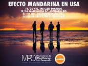 Efecto Mandarina, an Acclaimed Bolivian Jazz-Fusion Quartet, to Make Rare American Appearance Here Wednesday