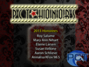 PCT Honorees 2013 BB