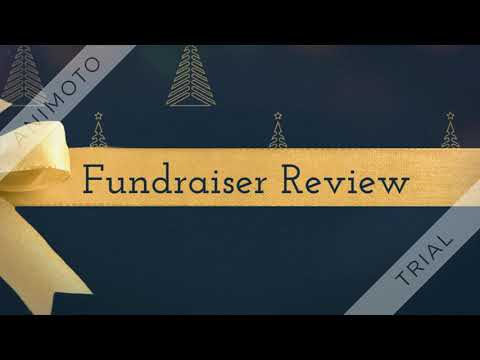 Fundraiser Review