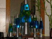 Lava Lamp Families