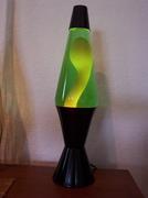 Custom Yellow / Lime globe
