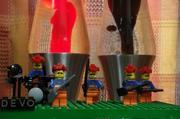 lava and LEGO DEVO