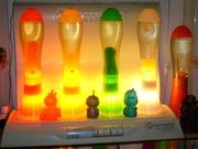 fluidium display