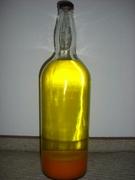 Lunar bottle yellow orange