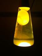 Bob marley lava lamp lingering problem..