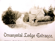 Craven Walker's House when it was the Lodge house