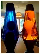 Swapped Liquid (orange/black, blue/yellow)