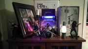 "Metallica McFarland Set 4oz Mini USB 10"" Mystical Cloud"