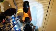 52oz Orange Liquid Black Lava