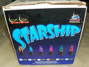 Starship Box Top