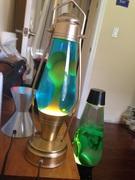 Coach lite lantern with a '99 52oz globe