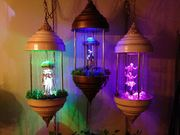oil rain lamps 3 at once