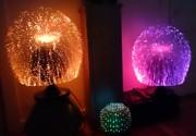 Twin Sunburst and the Fiber Optic Cactus