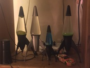 First baby rocket lava lamp I've seen !!
