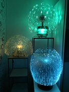 Fibre optic lamps 02