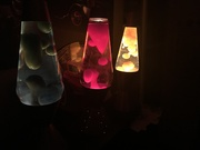 some of my lava lamps