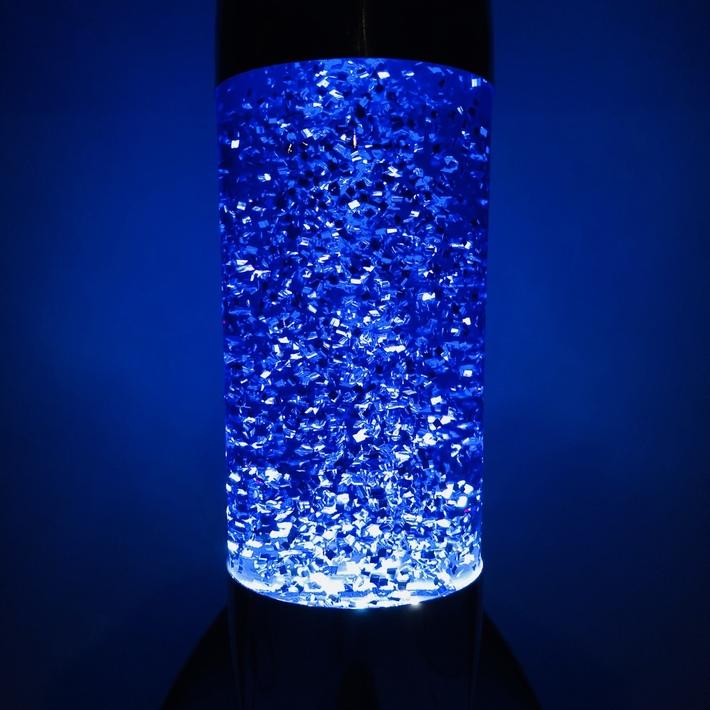GOOLAMP Glitter Bottle Royal Blue for Lunar