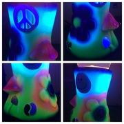 Black Light Peace Base