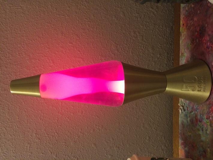 32oz 50th Anniversary lamp.