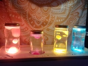 Ball jar lineup