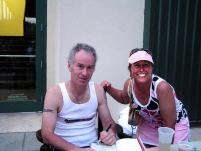 Me and McEnroe