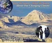 Global Warming Kids Learning Book