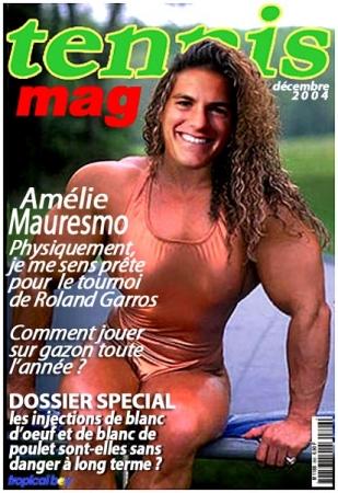 Amelie is Huge!
