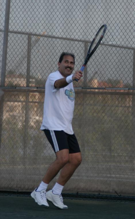 Mark and Jorge Match - 4/17/08