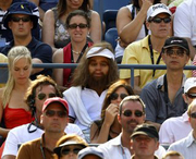 Caveman at US Open