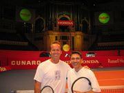 John and Joe Cip at Royal Albert Hall