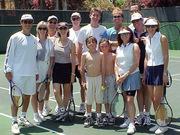 Tennis in Palm Springs