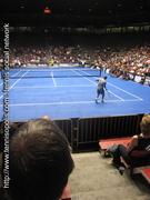 Sampras vs Querry, 9-14-08