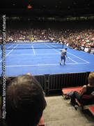 Sampras vs Querry, 9-14-08