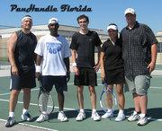 Pensacola Florida Tennis group 2nd meeting