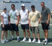 Pensacola Florida Tennis group 1st meeting