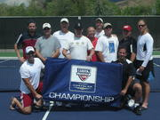 Men's Sectional Tennis Champs 2007