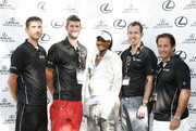 Meet the staff of the Lexus of Las Vegas Open