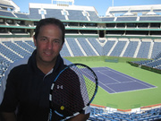 Rob Wilner at Indian Wells