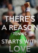 Tennis Starts With Love