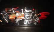 My brand new Vibroplex Deluxe Bug
