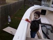 Wyatt Fishing