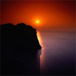 Rock Sunset