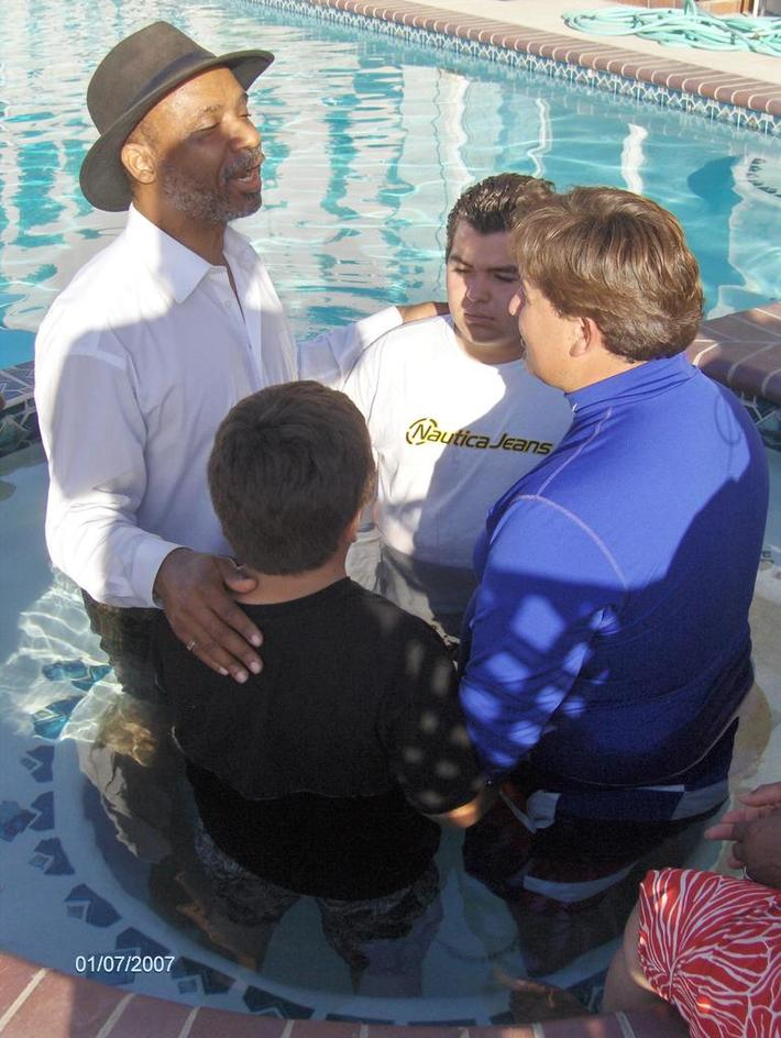 The Blessing of Baptism