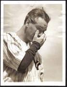 "Iconic image of the ""Iron Horse"" on Lou Gehrig Day 1939. TYPE I"