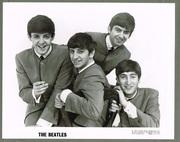 The Beatles in Black & White